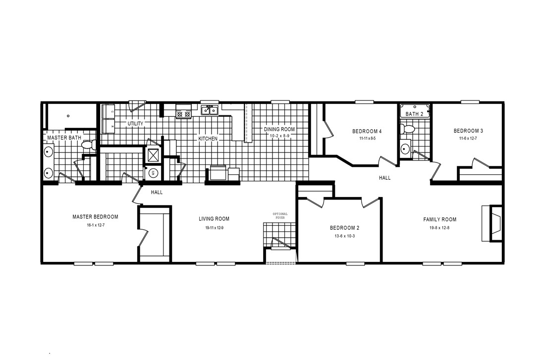 Schult Richfield Clic on 6x8 bathroom designs floor plans, greenhouse plans, cliff may homes plans,